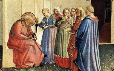 Uroczystość Narodzenia Jana Chrzciciela  – Patrona Miasta